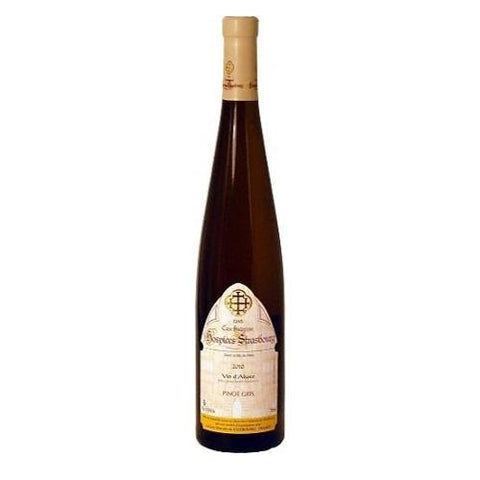 Pinot Gris  Hospice Strasbourg  (Cleebourg) 2011 - 750 ml