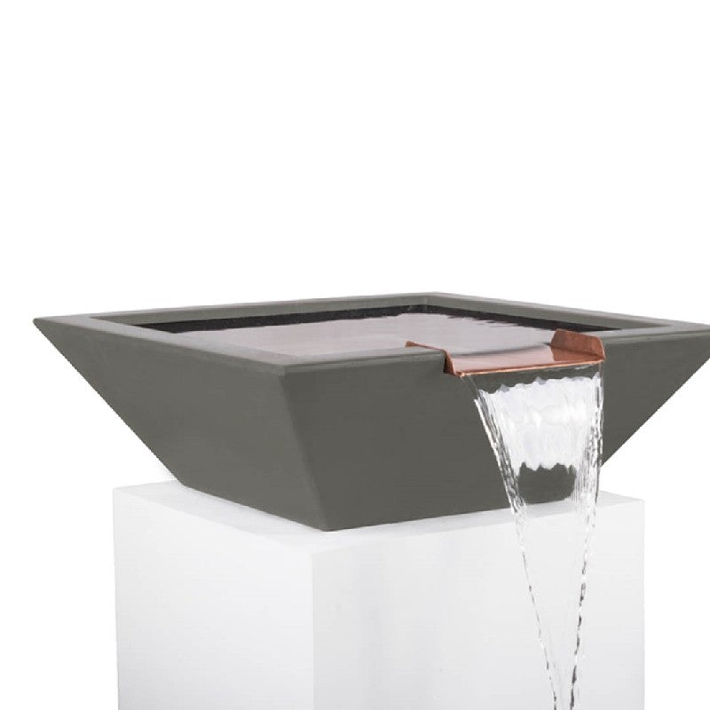 Cascade Square Water Bowl