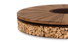Load image into Gallery viewer, AK47 Design Artu' Wood-Burning Fire Pit - The Outdoor Fireplace Store