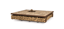 Load image into Gallery viewer, AK47 Design Opera Brown Wood-Burning Fire Pit