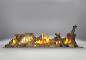 Napoleon Driftwood Log Set DL45 - The Outdoor Fireplace Store