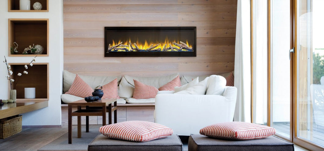 Napoleon Alluravision™ 50 Deep Depth Electric Fireplace NEFL50CHD - The Outdoor Fireplace Store