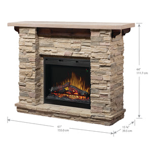 Dimplex Featherston Electric Mantel Package GDS26L5-1152LR