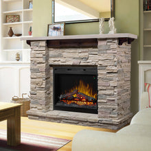 Load image into Gallery viewer, Dimplex Featherston Electric Mantel Package GDS26L5-1152LR