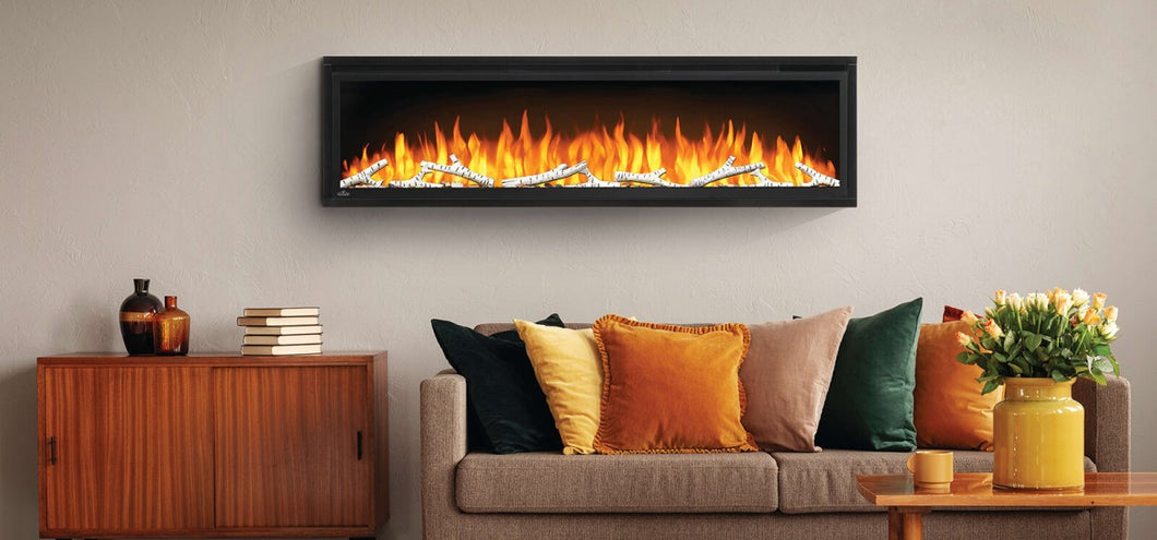 Napoleon Entice™ 60 Electric Fireplace NEFL60CFH - The Outdoor Fireplace Store