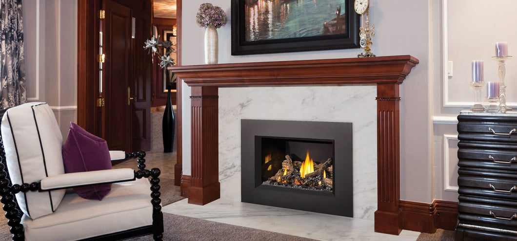 Napoleon Oakville™ X3 Gas Fireplace Insert GDIX3N - The Outdoor Fireplace Store