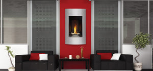Napoleon Vittoria™ Direct Vent Gas Fireplace GD19N-2 - The Outdoor Fireplace Store