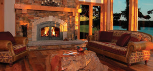 Napoleon High Country™ 6000 Wood Fireplace NZ6000-1 - The Outdoor Fireplace Store