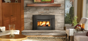 Napoleon Oakdale™ EPI3C Wood Fireplace Insert EPI3C-1 - The Outdoor Fireplace Store
