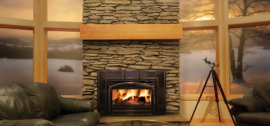Napoleon Oakdale™ EPI3TN Wood Fireplace Insert EPI3TN-1 - The Outdoor Fireplace Store