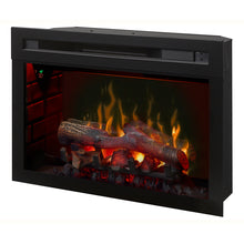 "Load image into Gallery viewer, Dimplex 25"" Multi-Fire XD Plug-In Electric Firebox PF2325"