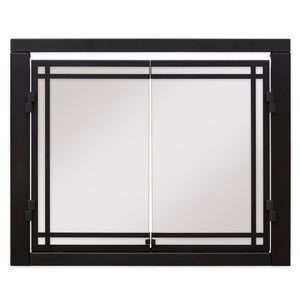 "Dimplex 36"" Revillusion Portrait Door Kit RBFDOOR36P"