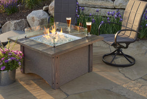 Outdoor GreatRoom Fire Media Log Set CF20-LOG SET - The Outdoor Fireplace Store