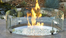 Load image into Gallery viewer, Outdoor GreatRoom Glass Wind Guard GLASS GUARD-20-R - The Outdoor Fireplace Store