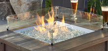 Load image into Gallery viewer, Outdoor GreatRoom Glass Wind Guard GLASS GUARD-2424 - The Outdoor Fireplace Store