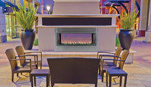"Load image into Gallery viewer, Superior 43"" Linear Outdoor See-Thru Conversion Kit LVOST for VRE4543 - The Outdoor Fireplace Store"