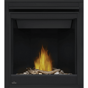 Napoleon Ascent™ 30 Direct Vent Gas Fireplace with Electronic Ignition - The Outdoor Fireplace Store
