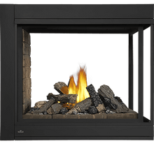 Load image into Gallery viewer, Napoleon Ascent Multi-View Direct Vent Gas Fireplace 3-Sided BHD4P - The Outdoor Fireplace Store