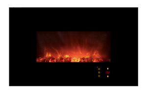 "Modern Flames 45"" Ambiance CLX2 Electric Fireplace AL45CLX2-G - The Outdoor Fireplace Store"