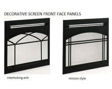 Load image into Gallery viewer, Superior Decorative Front Face Panel Interlocking Arch Style FFEP-33IA - The Outdoor Fireplace Store