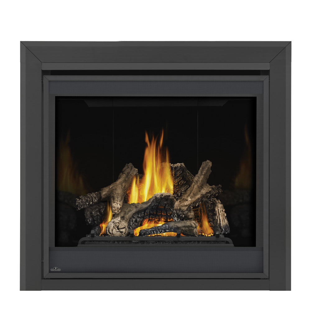 Napoleon Ascent™ X 70 Direct Vent Gas Fireplace GX70NTE-1 - The Outdoor Fireplace Store