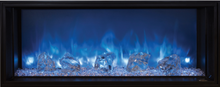 "Load image into Gallery viewer, Modern Flames 100"" Glacier Crystal Diamond Acrylic Accent GC-100/15 - The Outdoor Fireplace Store"