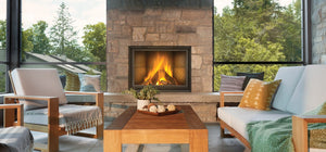 Napoleon High Country™ 8000 Wood Fireplace NZ8000 - The Outdoor Fireplace Store