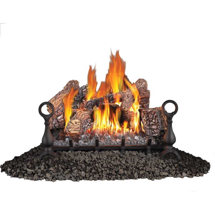 Napoleon Fiberglow™ VF24 Vent Free Gas Log Set GVFL24N - The Outdoor Fireplace Store