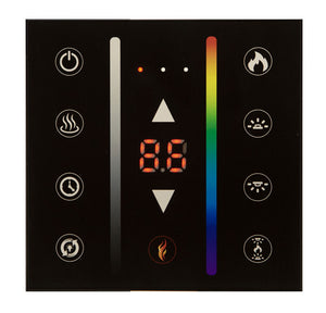 Modern Flames Wireless Thermostat & Full Wall Control - TH-WTC/LP - The Outdoor Fireplace Store