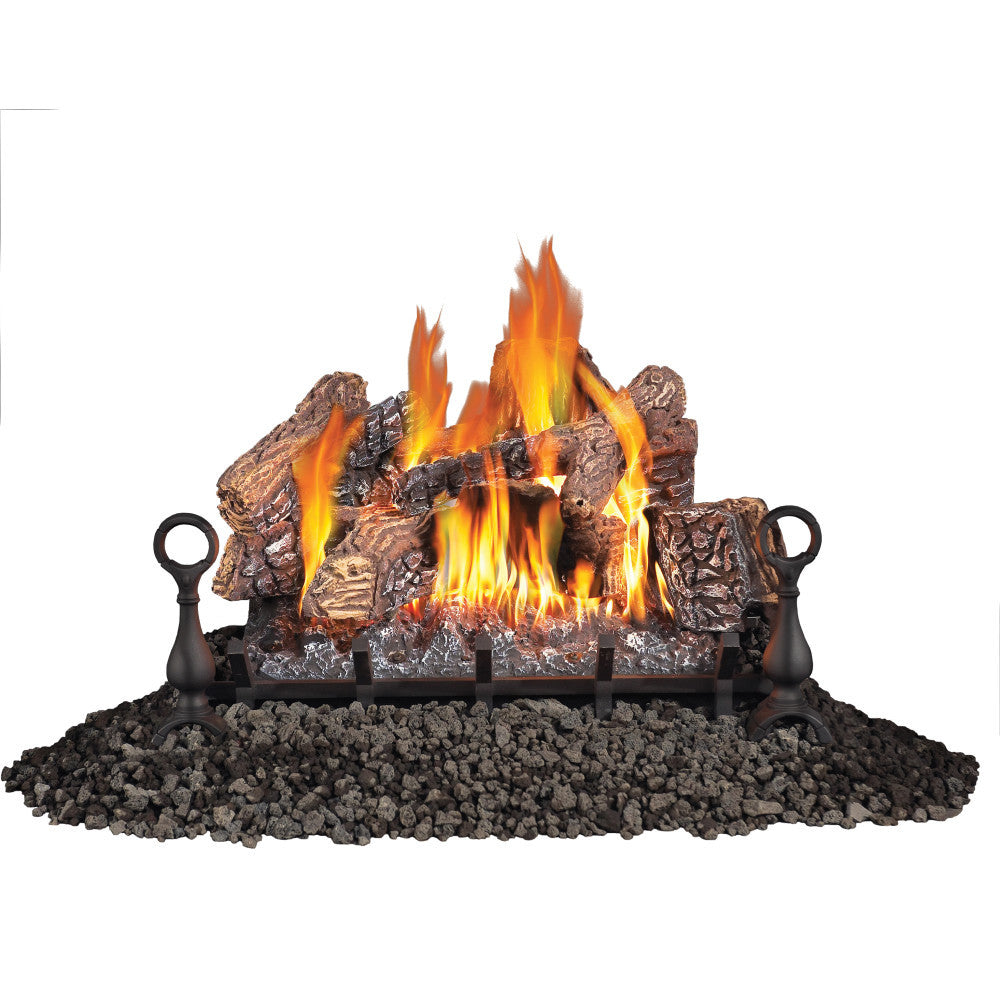 Napoleon Fiberglow™ VF30 Vent Free Gas Log Set GVFL30N - The Outdoor Fireplace Store