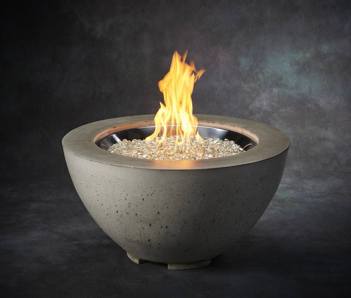 Outdoor GreatRoom Round Cove Fire Bowl 20