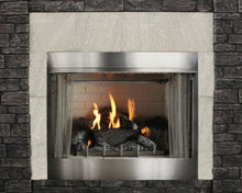 "Load image into Gallery viewer, Empire Carol Rose Collection Outdoor Wildwood Refractory Log Set 30"" - The Outdoor Fireplace Store"