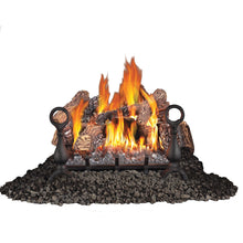 Load image into Gallery viewer, Napoleon Fiberglow™ VF18 Vent Free Gas Log Set GVFL18N - The Outdoor Fireplace Store