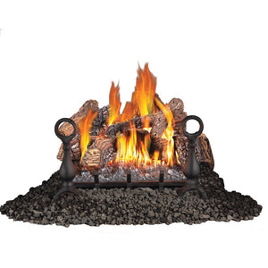 Napoleon Fiberglow™ VF18 Vent Free Gas Log Set GVFL18N - The Outdoor Fireplace Store