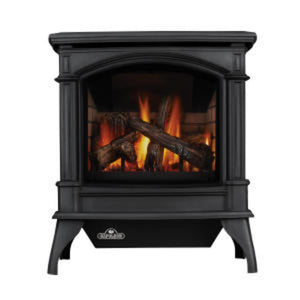 Napoleon Knightsbridge™ Direct Vent Gas Stove GDS60-1NNSB - The Outdoor Fireplace Store
