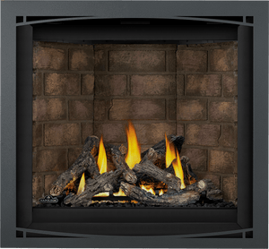 Napoleon Altitude™ X 36 Direct Vent Gas Fireplace AX36PTE - The Outdoor Fireplace Store