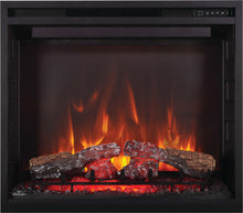 Load image into Gallery viewer, Napoleon Element™ 36 Built-in Electric Fireplace NEFB36H-BS - The Outdoor Fireplace Store