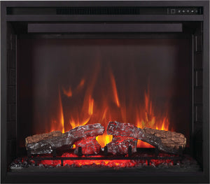 Napoleon Element™ 36 Built-in Electric Fireplace NEFB36H-BS - The Outdoor Fireplace Store