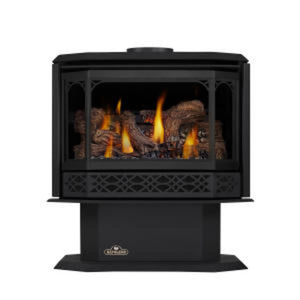 Napoleon Havelock™ Direct Vent Gas Stove GDS50-1NSB - The Outdoor Fireplace Store