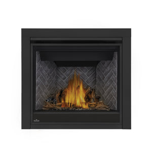 Napoleon Ascent™ X 36 Direct Vent Gas Fireplace GX36NTR-1 - The Outdoor Fireplace Store