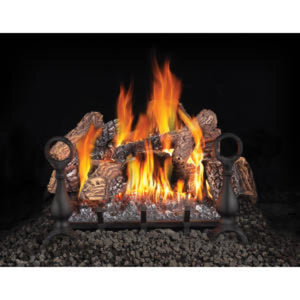 Napoleon Fiberglow™ 18 Gas Log Set GL18NE - The Outdoor Fireplace Store