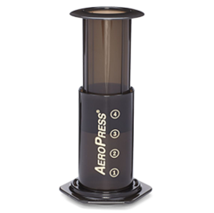 Aerobie AeroPress Brewing Method By TOCA Coffee