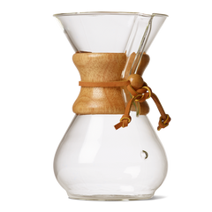 Chemex Brewing Method By TOCA Coffee