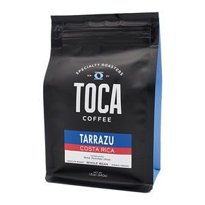 Costa Rica Tarrazu - floral chocolate citrus - TOCA Coffee