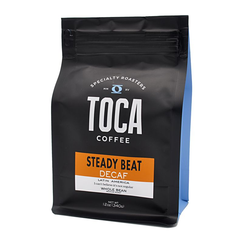 Steady Beat Decaf - I can't believe it's not regular - Latin America - TOCA Coffee