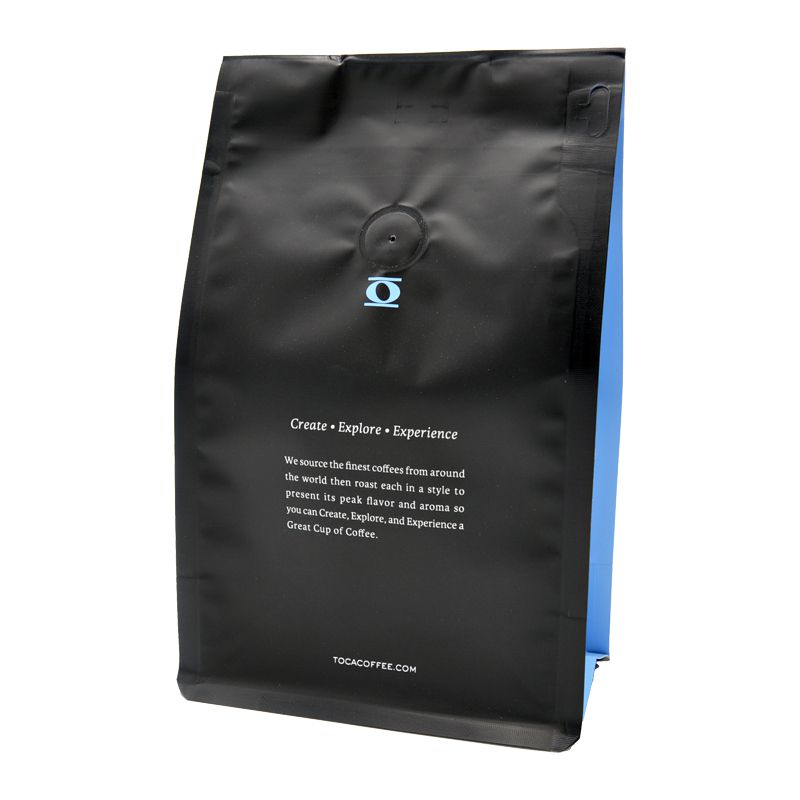 Halcyon Days Blend - citrus notes deep smooth body - Ethiopia Sumatra - TOCA Coffee