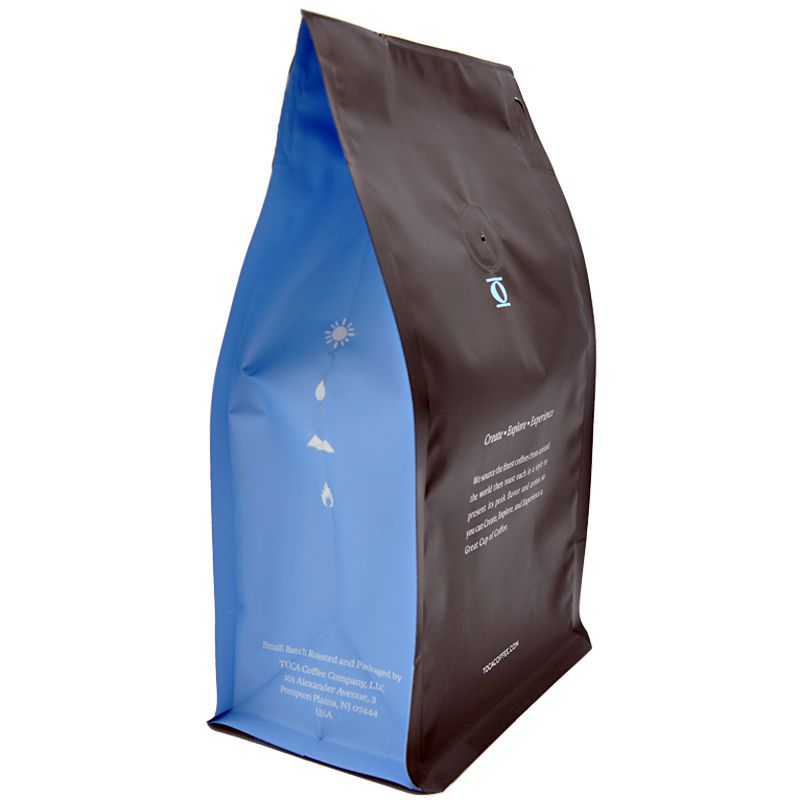 Load image into Gallery viewer, Halcyon Days Blend - citrus notes deep smooth body - Ethiopia Sumatra - TOCA Coffee
