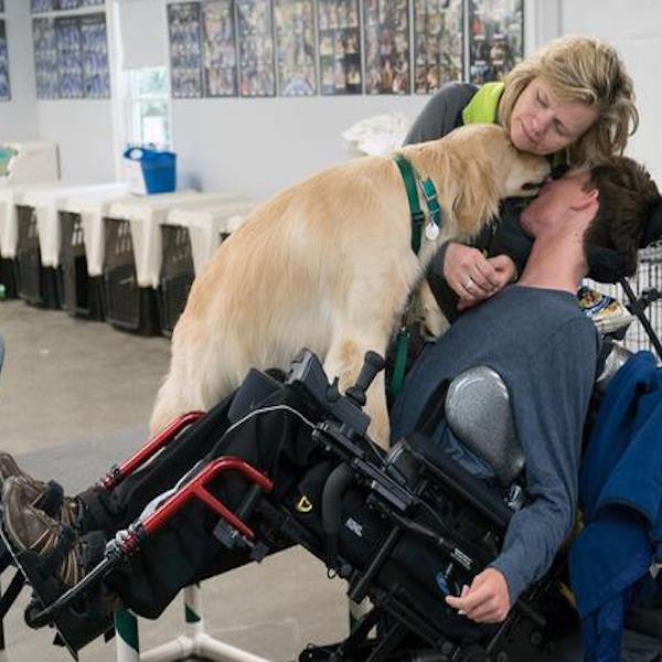 New Study Shows Benefits of Service Dogs
