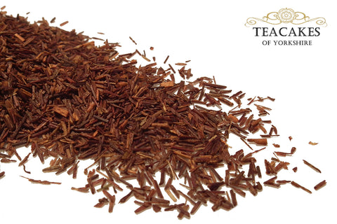 Rooibos Tea (redbush) Loose Tea Infusion Chocolate 100g - TeaCakes of Yorkshire