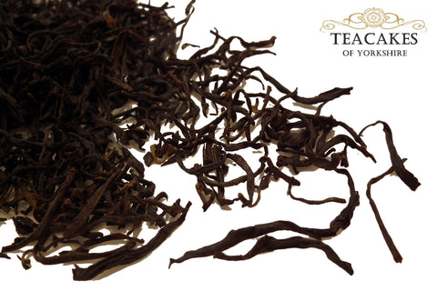Black Loose Leaf Tea Organic Imperial Keemun Options - TeaCakes of Yorkshire